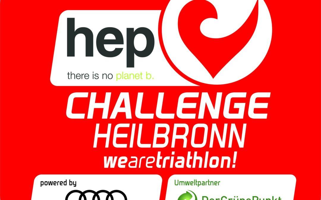 hep ist neuer Titelsponsor der Challenge Heilbronn