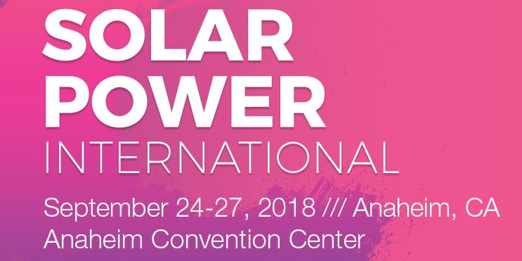 Solar Power International — hep goesUSA!