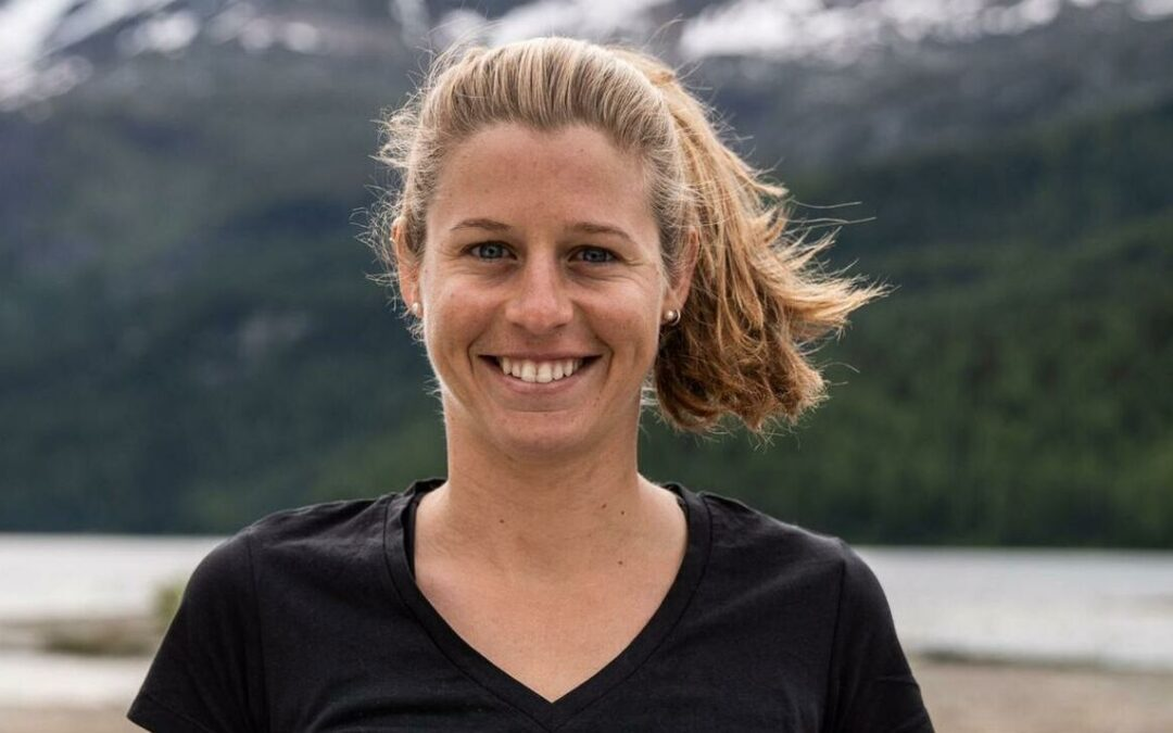 Triathletin Imogen Simmonds wird Teil des hep Sports Teams