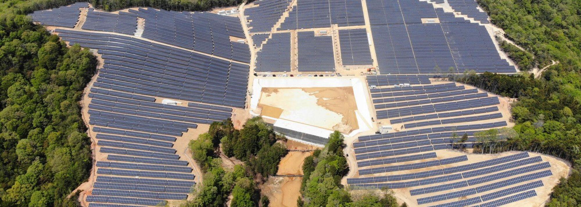"""Netzanschluss des Solarparks """"Kamigori"""": Nr. 10 in Japan"""