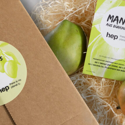 Mit Mangos helfen