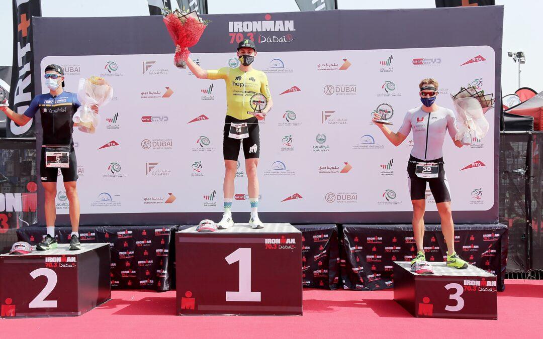 hep Sports Team gewinnt beim Ironman 70.3Dubai