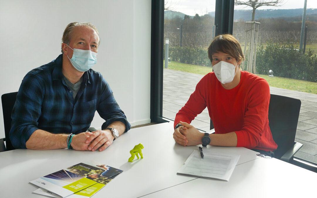 Sebastian Kienle und hep verlängern Vertrag