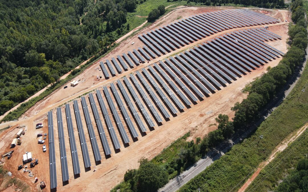 hep nimmt zweiten Solarpark in den USA in Betrieb
