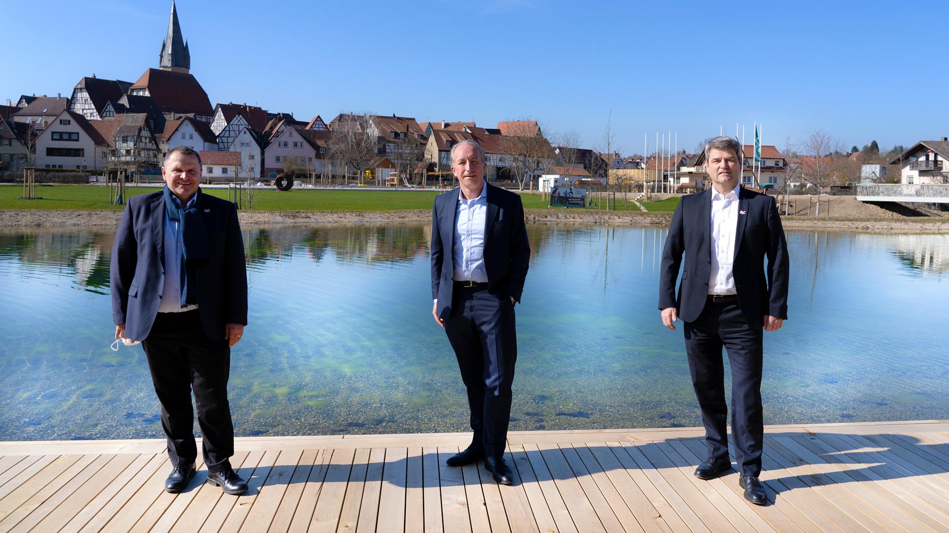 hep baut neues Hauptgebäude in Eppingen